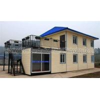 Portable Warehouse Steel Structure House Low Cost Container Homes 20Ft Manufactures