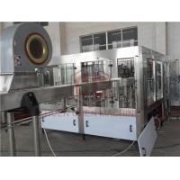 Isobaric Plastic Bottle Carbonated Drink Filling And Capping Machine 10000BPH Manufactures