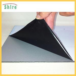 China PVDF Aluminium Composite Panels Aluminum Sheet  Protective Film No Pollution on sale