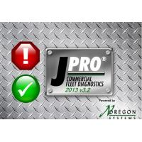 Commercial Fleet engine Truck Diagnostics Software with Noregon JPRO Manufactures