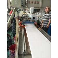 300mm PVC celling panel extrusion machinery Manufactures