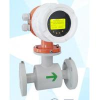 Quality China cheap Electromagnetic stainless electronic milk meter/drining water flowmeter for sale