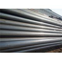 1/4-26 Inch ERW Steel Pipe API 5L ASTM A53 Grade B With Round Shape Manufactures