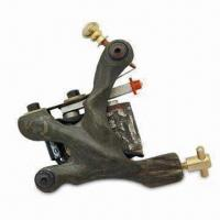 Tattoo Machines with Pure Iron Armature Bar and Excellently Conductive Magnetic Performance Manufactures