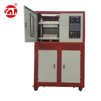 Hot And Cooling Press For PVC Compound Test Machine , Lab Rubber Tile Vulcanizing Press Equipment Manufactures