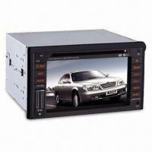 6-inch Dashboard DVD Player for Eastar, A5, QQ6, RICA, TIGGO, Supports GPS, Apple
