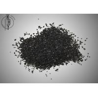 Drinking Water Treatment Silver Impregnated Activated Carbon Black Granules Manufactures