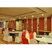 Gypsum Eco-protection Stainless Steel Partition Wall For Conference Room Manufactures