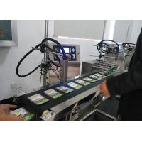 Quality Widespread Use Small Character Inkjet Printer , Stable Code Printing Machine Good Performance for sale