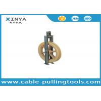 508mm Diameter Cable Stringing Pulley Block Manufactures