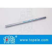 Carbon Steel Galvanized EMT Conduit And Fittings 3 Inch EMT Accessories Manufactures