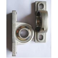 Pillow Block Bearings UCP204 With Cast Iron Plummer Blocks For Machine Tool Spindles Manufactures