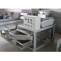 Dry Fruit Cutting Machine Stainless Steel Material Long Working Lifespan Manufactures