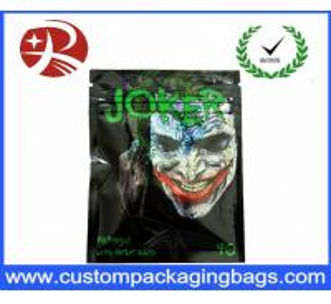 Reclosable Poly Bags Plastic Ziplock Bags Joker Herbal Potpourri 10g Online Manufactures