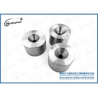 OEM Tungsten Carbide Drawing Die Nibs For Drawing Non Ferrous Metal Wires Manufactures