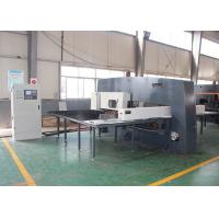 1250 X 5000mm CNC Punch Press Machine Platform Type 200 Nominal Force SF-20T Manufactures