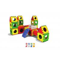 Childrens Plastic Play Equipment , Plastic Toddler Playground Manufactures