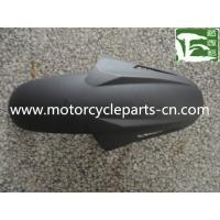 Yellow , Black R6 Plastic Front Fender Sportbike , Yamaha Motorcycle Front Mud Guard Manufactures