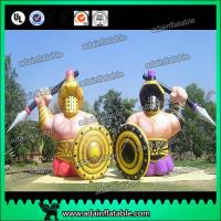 China Beer Advertising Inflatable Man Custom Inflatable Egypt Warrior on sale