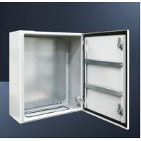 Vertical Aluminum Control Box , Weatherproof Aluminum Electrical Enclosures Manufactures