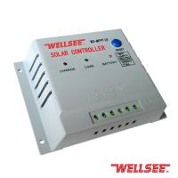 mppt solar controller WS-MPPT15 15A 12V/24V charge controller with LED display Manufactures
