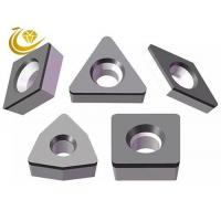 Carbide Supported PCBN Cutting Tools Used In Military Automotive High Strength Manufactures