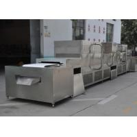 Fast Food Drying Machine Microwave Continuous Tunnel Dryer Manufactures