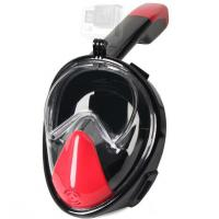 Swimming Diving Easybreath Surface Snorkeling Mask OEM / ODM Welcomed Manufactures