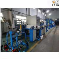 50MM PE Wire Extrusion Machine With ABB , Siemens Motor Energy Saving Manufactures