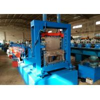 China Fast Size Changing U Channel  Roll Forming Machine 9.5mx1.8mx1.4m  Dimention on sale