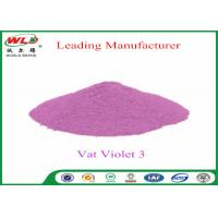 Customized Wool Permanent Fabric Dye C I Vat Violet 3 Vat Violet RRN Manufactures