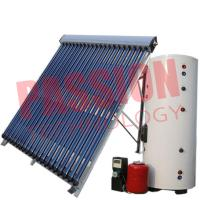 Open Loop Solar Water Heater 300 Liter For Sewage Purification Environmental Protection Manufactures