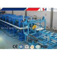 Automatic 3D Panel Roof Tile Cold Roll Forming Equipment 3KW-20.5KW Manufactures