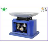 80 Times / Min Mechanical Shock Impact Tester Equipment For Material Testing 1500mm Manufactures