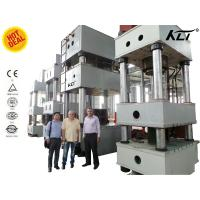 China Universal 1250 Ton Four-Column Hydraulic Oil Press With High Speed Adjustable on sale