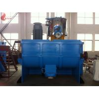 ISO Water Cooling High Speed Horizontal Mixers Pneumatic 22 KW Manufactures