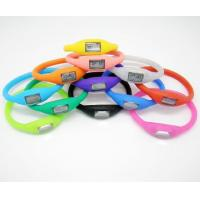 waterproof and environmental movement fashion anion silicone watch Manufactures