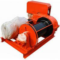 Low Noise Light Duty Small Electric Winch With Electromagnetic Brake Manufactures