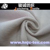 China Polyester Burnout Knit Fabric Short Pile Velboa Fabric for sofa/Upholstery/apparel on sale