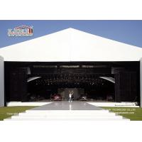 Customized Size Water Proof Outdoor Event Tents For Conference / Tradeshow Manufactures