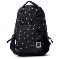 Heavy Duty  Laptop Outdoor Sports Backpack Printed Polyester Leisure For Students Manufactures