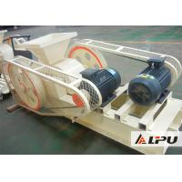 Simple Mine Crushing Equipment Double Roller Crusher For Medium Hardness Materials Manufactures