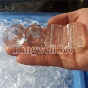 China Home Use Tube Ice Making Machine In Bars / Restaurant / Coffee Shop on sale
