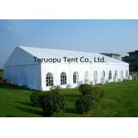 Custom Structure Wedding Marquee Tent For Party Wedding Event And Exhibition Manufactures