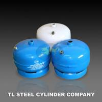Welding Steel Cooking Gas Cylinder Safety For Camping , 1.2L Capacity Manufactures