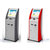 Self-service Bill Payment Kiosk With Card Scanner Manufactures