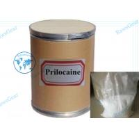 Local Anesthetic Drugs Prilocaine For Dermal Anesthesia And Pain Relief CAS 721-50-6 Manufactures