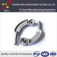 OEM Service SS Investment Casting Products , Machine Tool Accessories Ra1.6~Ra6.3 Manufactures