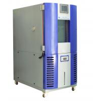 Buy cheap 220v Constant Temperature And Humidity Chambers Environmental Testing Equipment Program Control from wholesalers