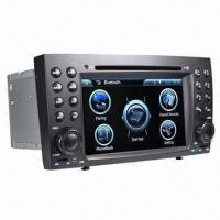 China 7 Digital Touchscreen 2-Din Car DVD Player for Benz SLK 171, BT/TV/FM/iPod Port/RDS/GPS/CANBus on sale